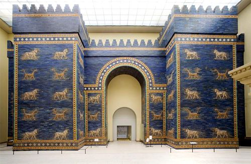 From Babylon To Berlin The Rebirth Of The Ishtar Gate Gate Of Babylon Babylon Ancient Mesopotamia
