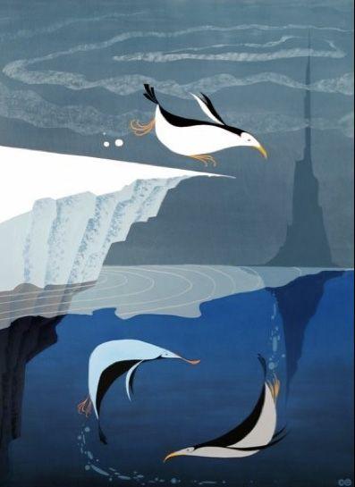 Penguins by Carlos Ramos