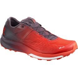 Salomon S-Lab Schuhe Herren,Damen rot 43.3 Salomon #hikingtrails