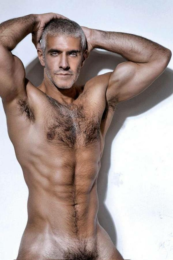 Hot mature hairy again