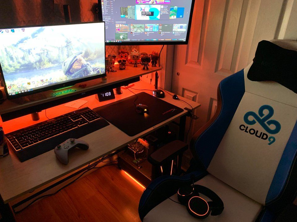 23 best pc gaming chairs the ultimate list gaming room