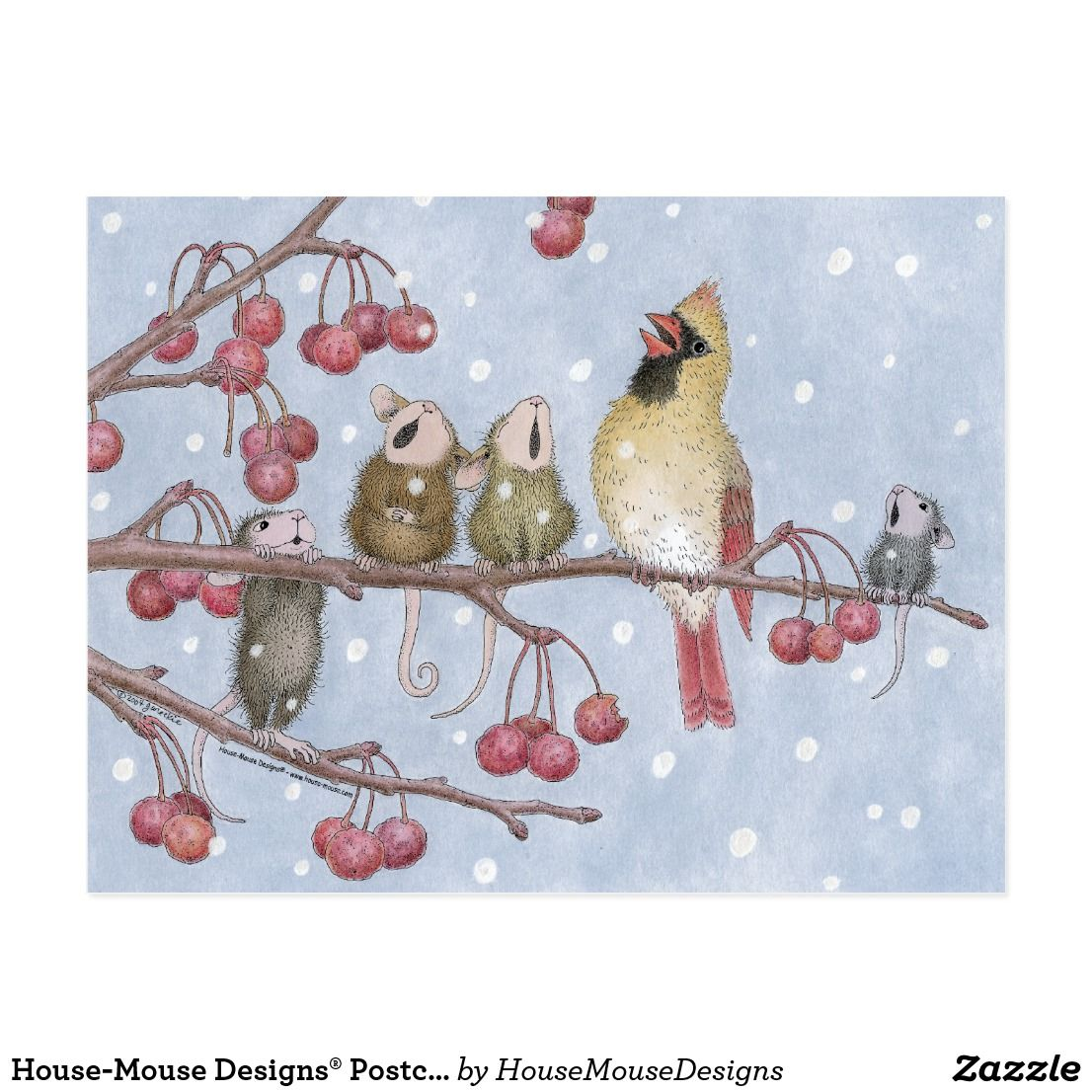 HouseMouse Designs® Postcard in 2020 House