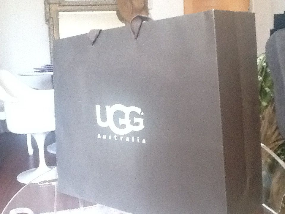 Boots in bag by UGG