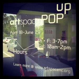 Learn about the @Artspace Pop-up Studio opening in North Hills on April 18 - June 29th!