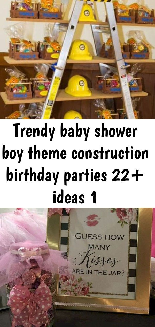 Trendy baby shower boy theme construction birthday parties 22+ ideas 1 Trendy Baby Shower Boy Theme Construction Birthday Parties 22+ Ideas 50 Cute Baby Shower Themes And Decorating Ideas For Girls (42) 6ct Ginger Ray Gold Foiled Baby Shower Badge Kit Oh Baby! Feast your eyes on this magical Swan Baby Shower! The party decorations are amazing! See more party ideas and share yours at