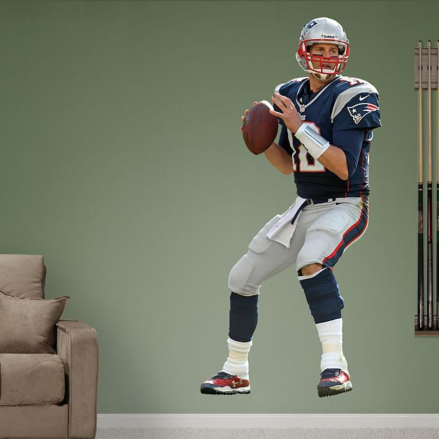New England Patriots Fathead Wall Decals U0026