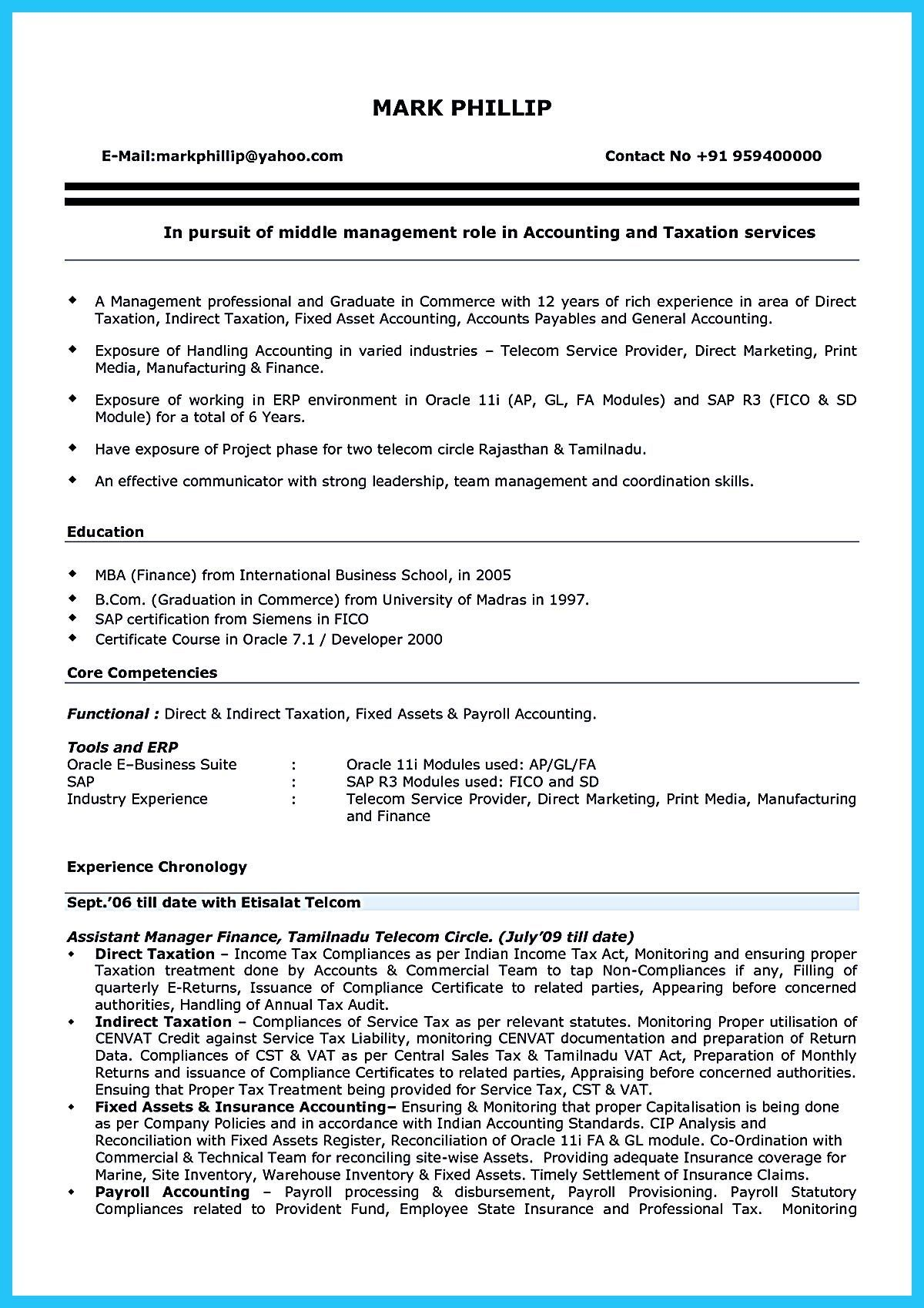 Accounting Student Resume Here Presents How The Resume Of Accounting Student Clearly Made The Accounting Stud Resume Examples Resume Skills Accounting Student