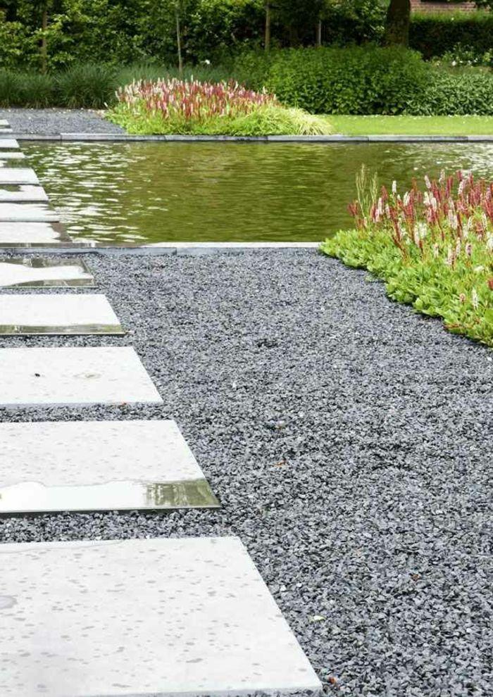 ▷ 1001 + Ideen Für Landschaftsgarten Zum Inspirieren Und Genießen |  Gartenanlage, Teiche Und Deko Ideen