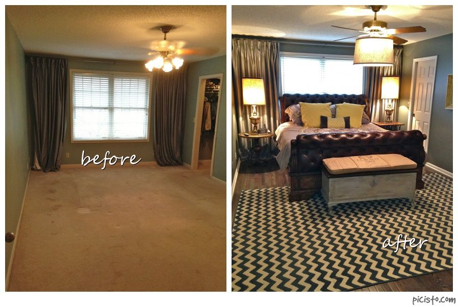 Bedroom Makeovers Before And After mother's day is this sunday, how about a bedroom makeover for mom