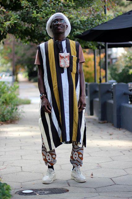 Atlanta Street Fashion: Street Scene: McLendon Avenue
