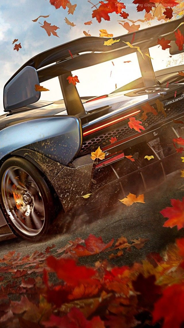 Wallpaper Forza Horizon 4, E3 2018, poster, 4K, Games #19465
