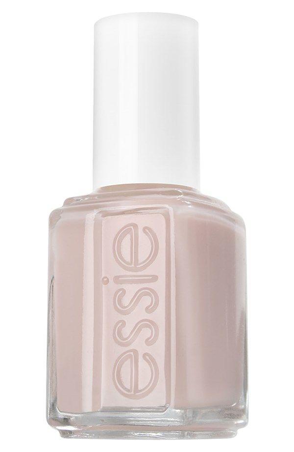 Essie Nail Polish in \'Like Linen\'   Beauteous   Pinterest   Quiero y ...
