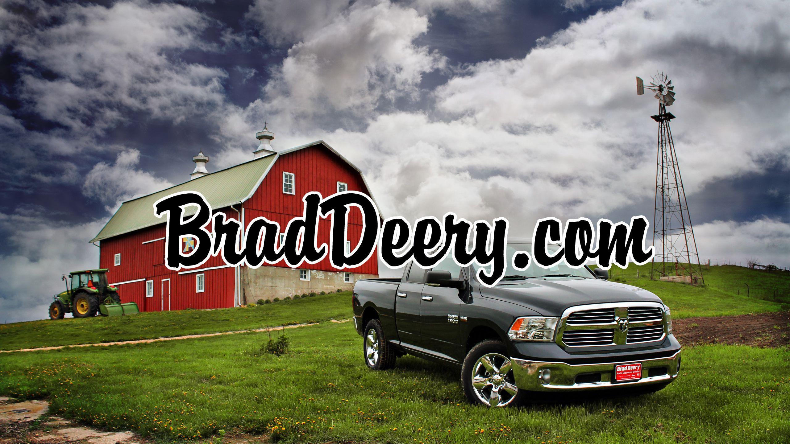 Brad Deery in Maquoketa, IA New trucks, Pontiac gto