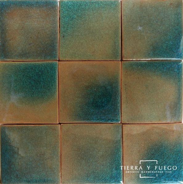 Acqua Terra Crackle Ceramic Tile