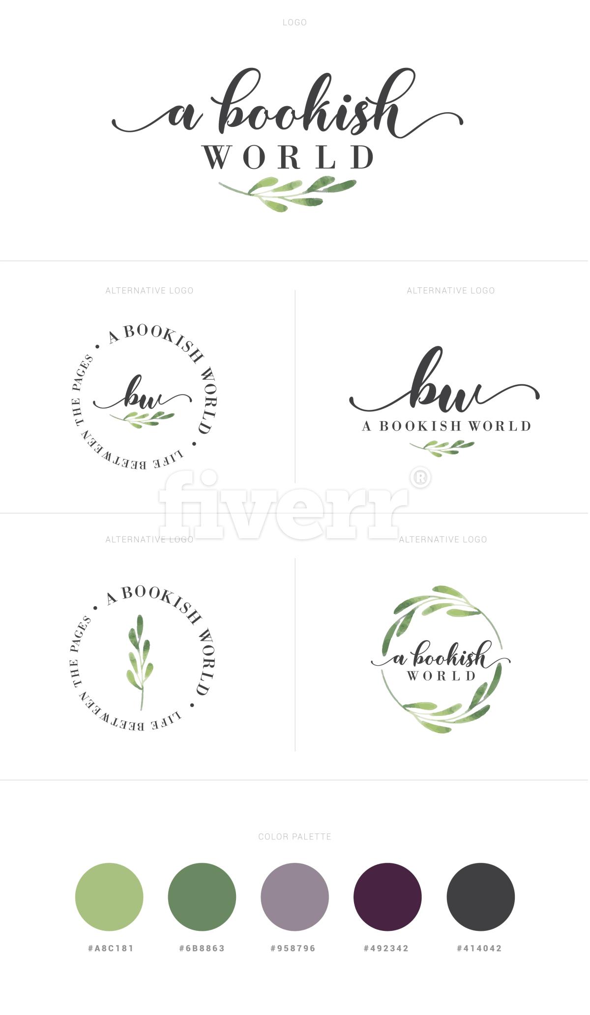 Design Your Blog Logo Branding Package Blog Logo Blog Logo Inspiration Logo Branding