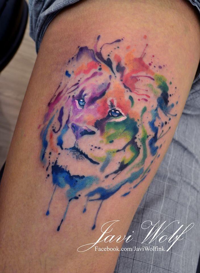 Tatuaje de/Tattooed by @javiwolfink  #JaviWolf #tattoo #tatuaje…