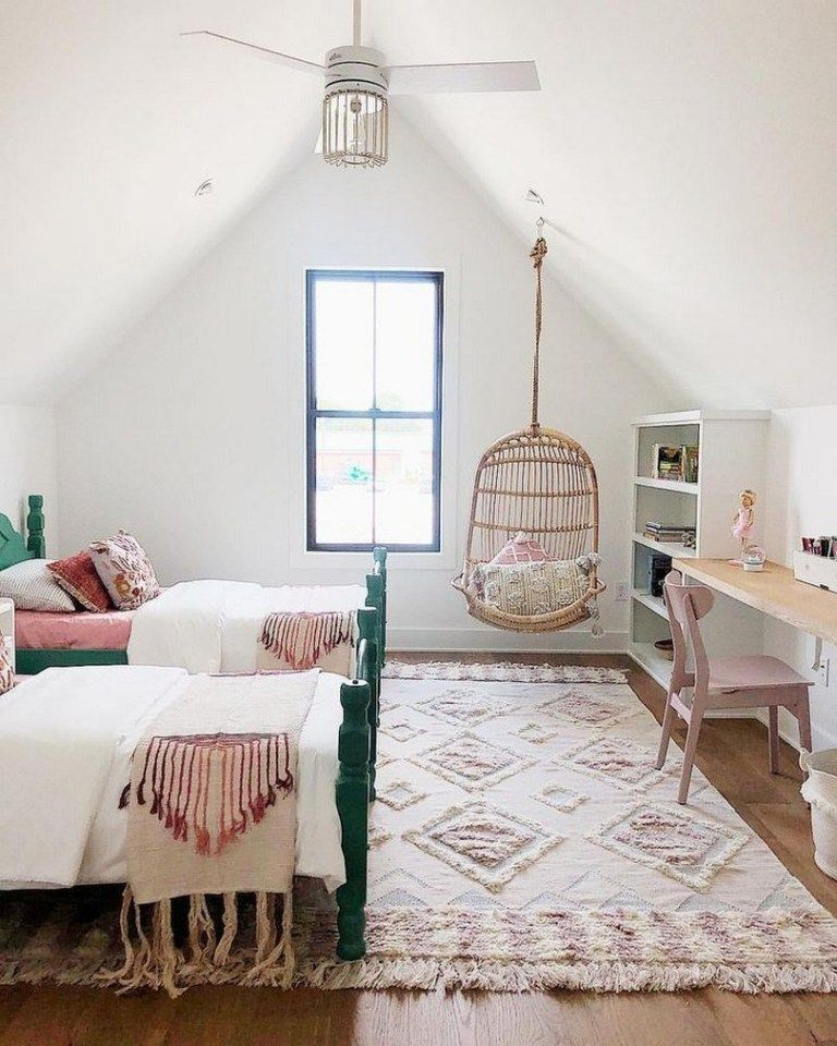 35 Dream Room Ideas Inspiration For Teenage Girls 6 Shared Girls Bedroom Tween Girl Bedroom Girl Room