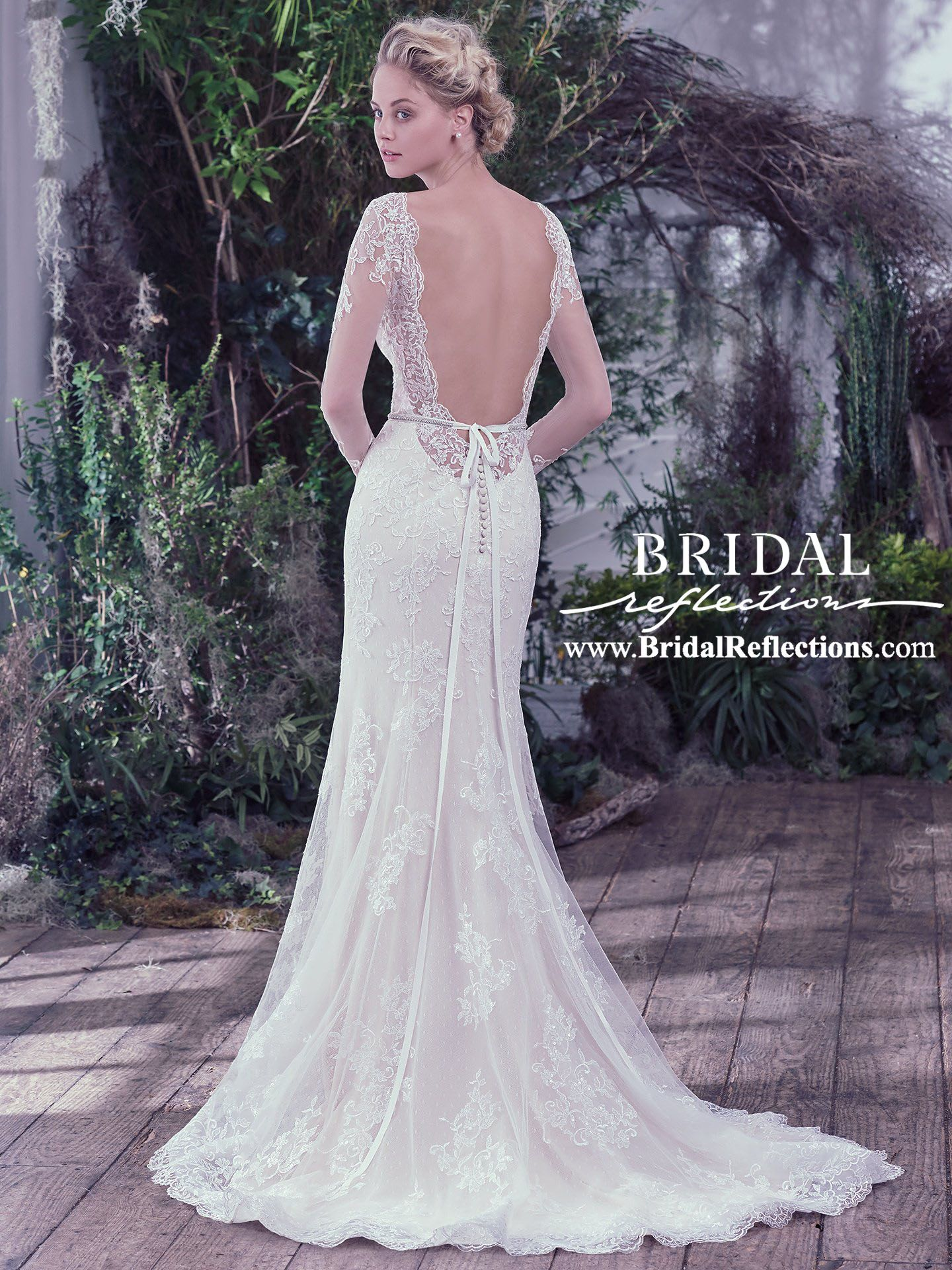 Maggie Sottero Couture Bridal Gown And Wedding Dress Collection