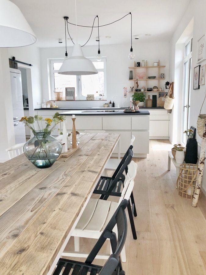 White Home #kücheideeneinrichtung