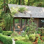 View All Photos - Dream Garden! It Even Has a Chicken Coop - Southern Living