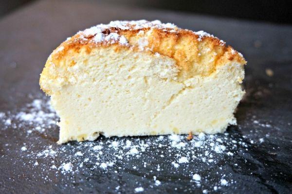 Cheesecake japonais | Cheesecake japonais, Cheesecake ...