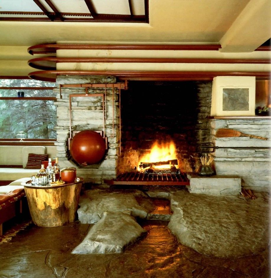 Falling water house Much needed inspiration for co existence with nature