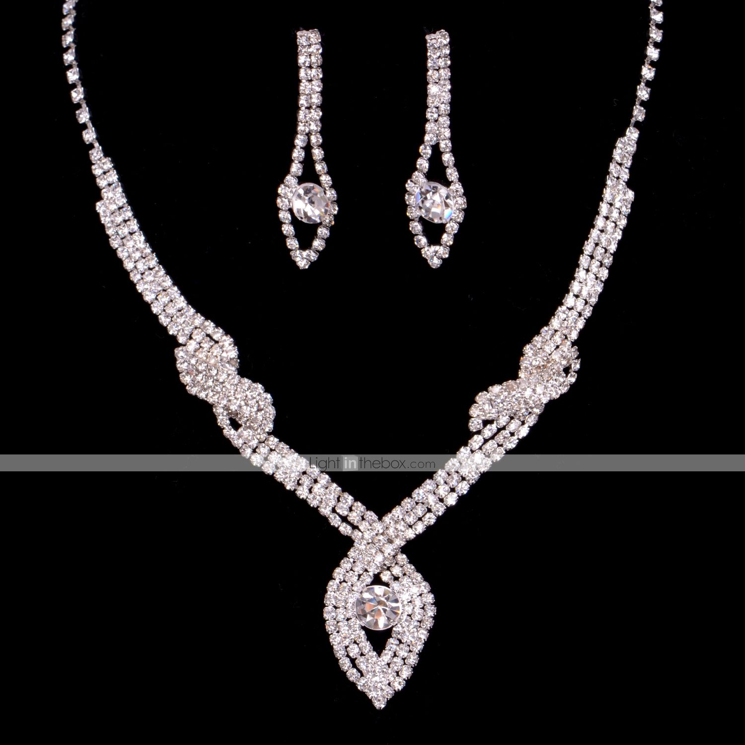 gold online cheap store set jewellery plated costume with jewelry pearl wedding new necklace clear product fashion african crystal