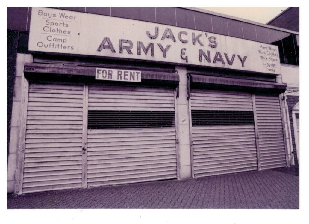 I Miss Jack S Army Navy On Main St In New Rochelle To This Day That S Where I Bought My Jeans New Rochelle New York New Rochelle Army