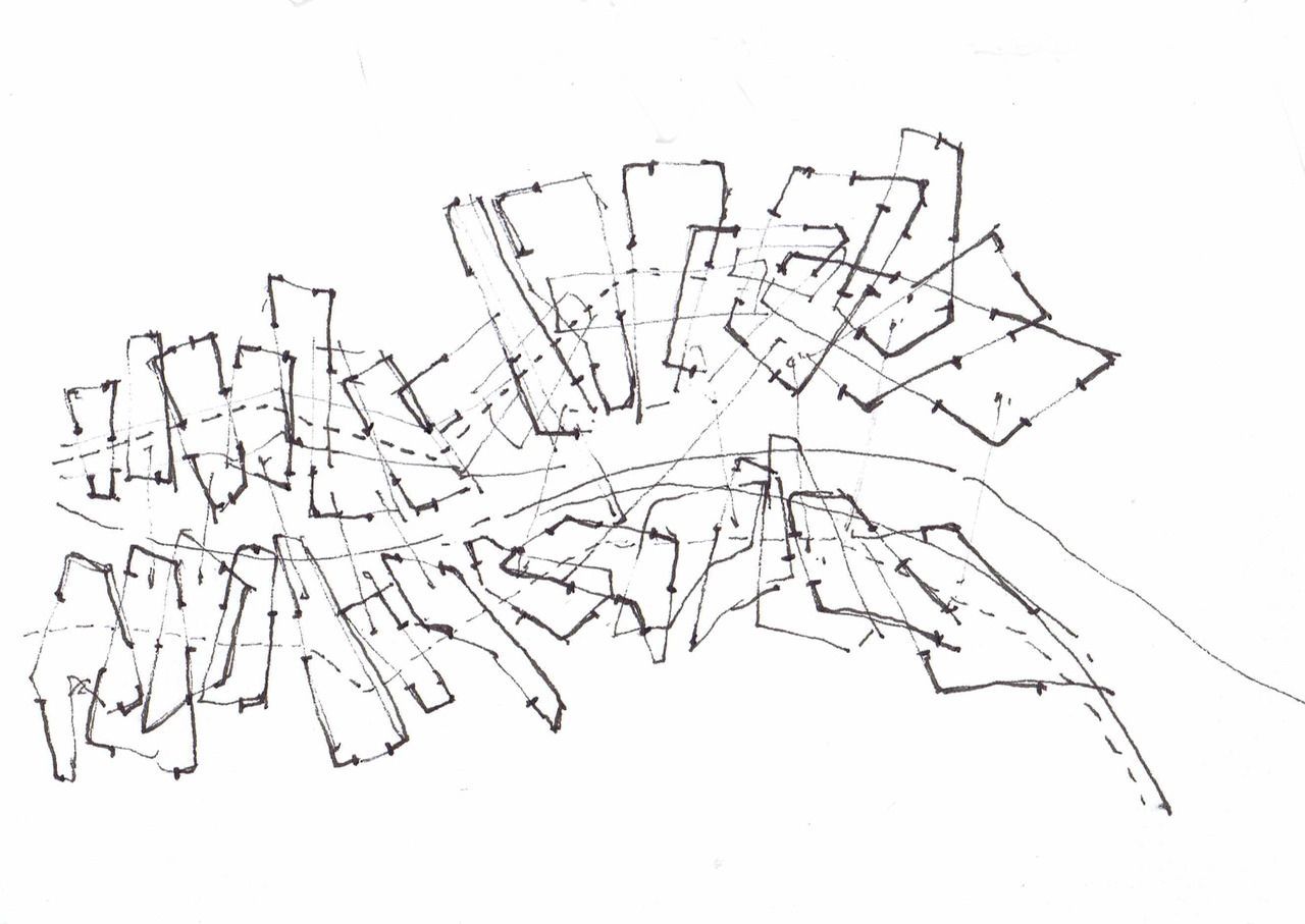 u0026 39 riverside u0026 39  sketch via lam nguyen tran