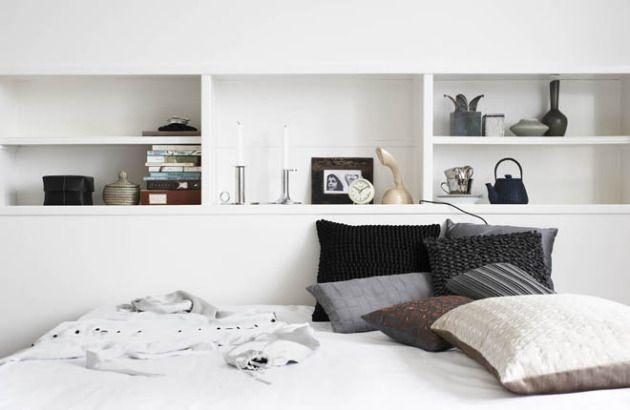 hylde over seng Hylde over seng hygger.. | Bolig | Pinterest | Soveværelse, Seng  hylde over seng