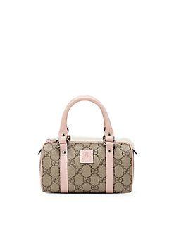 e1f60acc22a Gucci - Girl s GG Plus Top-Handle Bag Kids Hair Salon