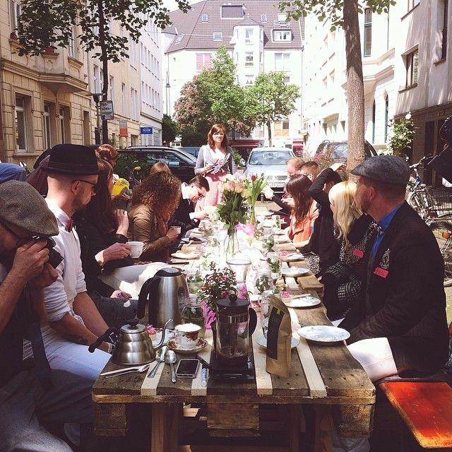 Kaffeeklatsch Guerilla Bakery - Köln.