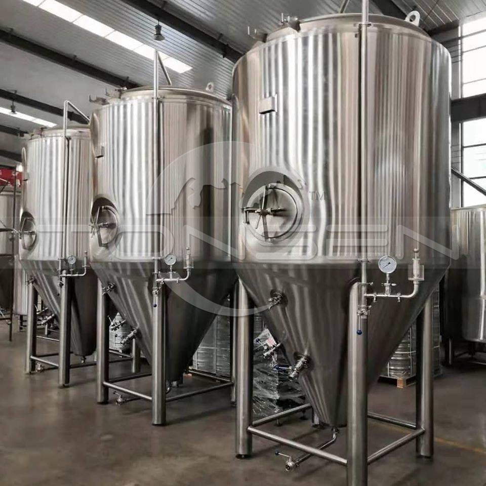 Equipement De Biere 1000l 2000l 10hl 20hl Fermenteur Conique For Brasserie Buy 1500l Micro Brewery Equipment 10bbl Brewery Equipment Micro Brewery Beer Tanks