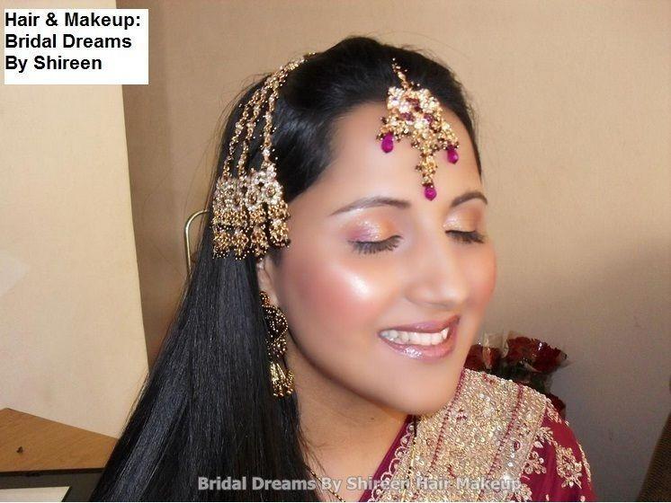Glowy Dewy Indian Bridal Makeup Done By Shireen Dreams Durban