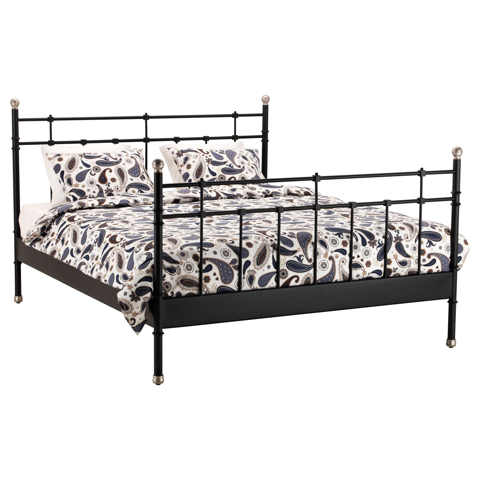 Ikea Iron Bed Surprising Ikea Metal Bed Frame New Apartment Ikea Metal Bed