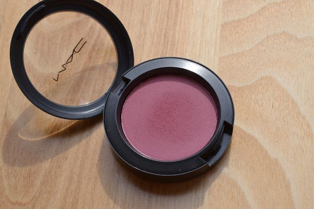 MAC Stubborn blush- Just bought this tonight, can't wait to try it out!