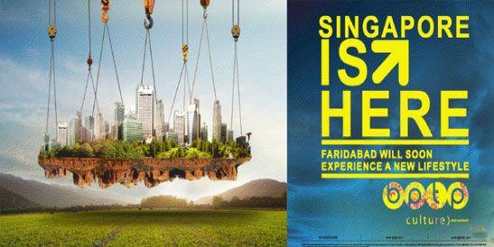 BPTP Park Sentosa Sector 77 Faridabad – Discover Singapore in Faridabad