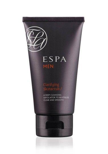 Espa Clarifying Skinscrub A Deep Cleansing Exfoliator For Men