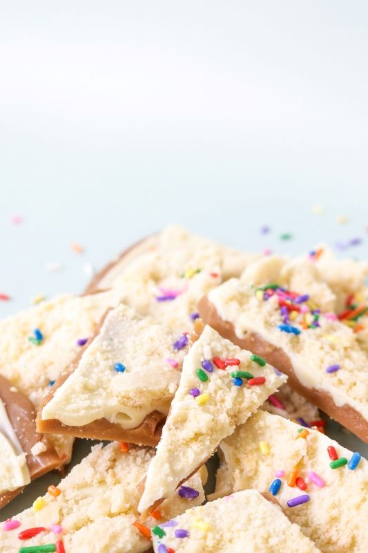 Easy Holiday DIY !! Sugar Cookie Toffee