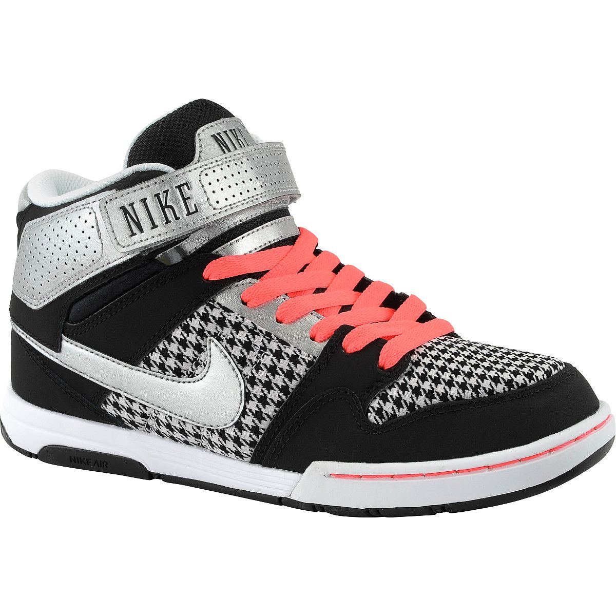 NIKE Women's Air Mogan 2 Mid Skate Shoes