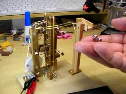 Youtube Marble Machine Marble Tracks Rolling Ball Sculpture