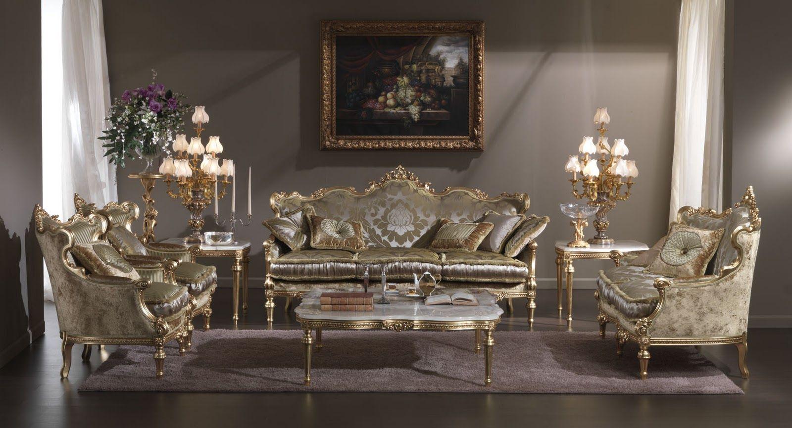 Ideas For Classic Furniture Antique Living Rooms Antique