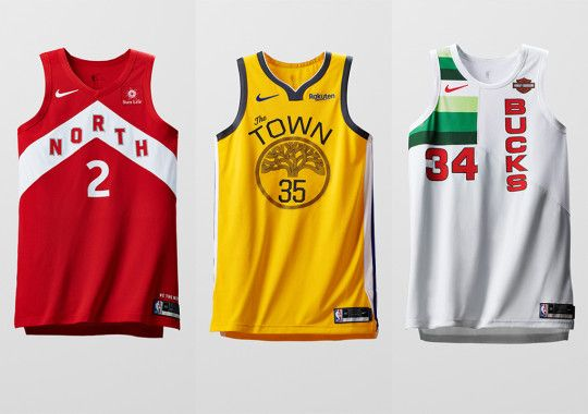 62769470 Nike's New Earned Edition NBA Jerseys Are Only For Playoff Teams Nba  Uniforms, Basketball Uniforms