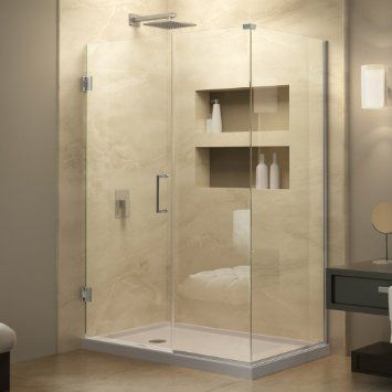 60 Inch X 30 3 8 Inch Shower Stall Corner Shower Enclosures