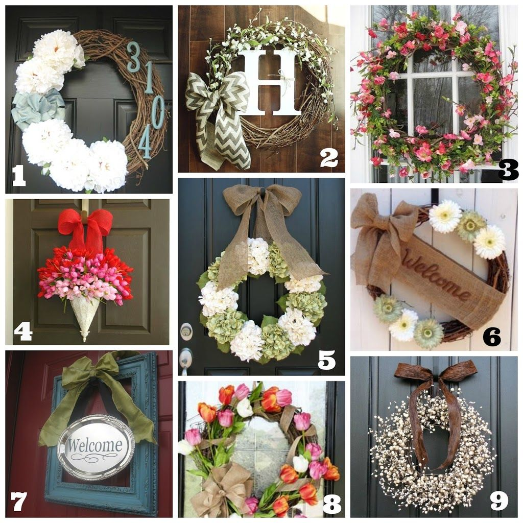 Front Door Decorations For Summer: After Creating One Of My Favorite Holiday Decorations Ever