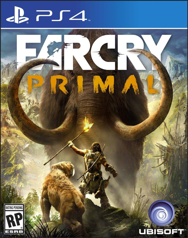 Far Cry Primal Box Art Google Search Game Wishlist Pinterest Resident Evil Revelations Ps4 Region 3 English