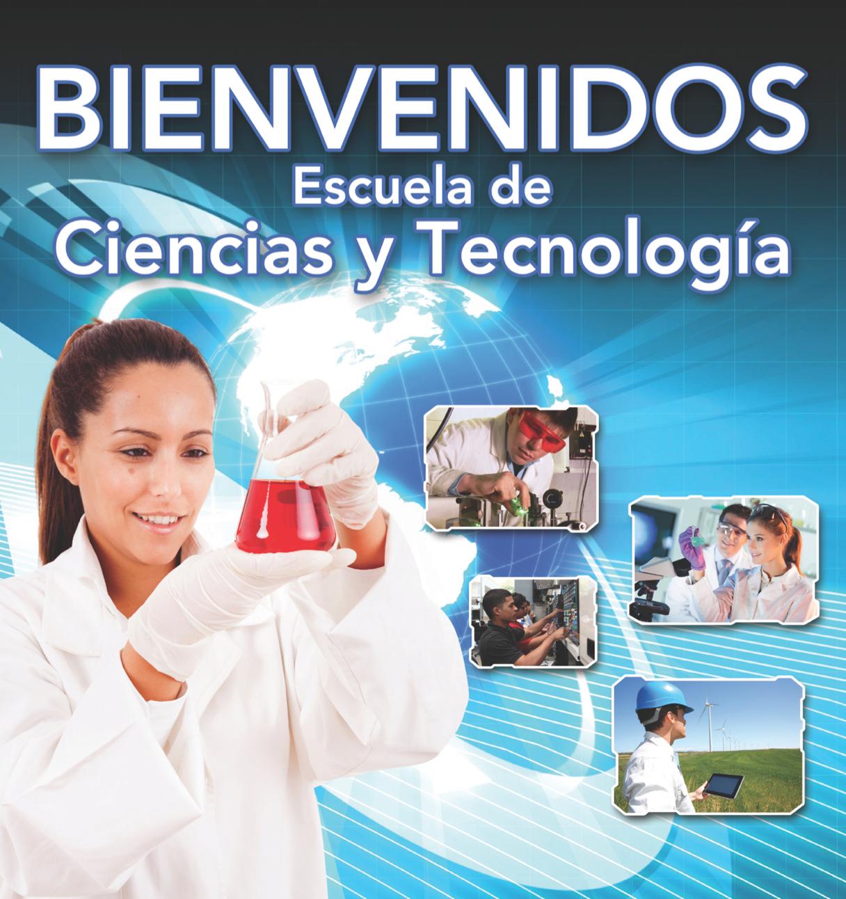 Rotulación Escuela de Ciencias y Tecnología - UNE