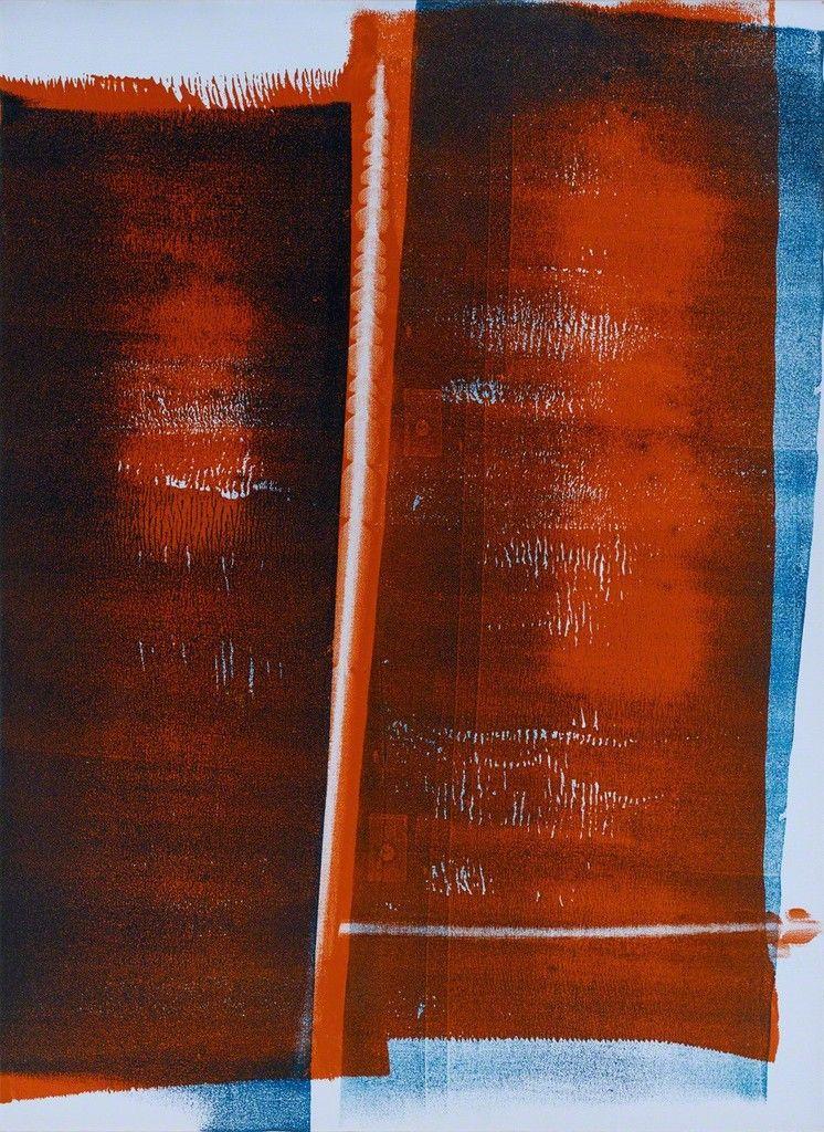 Hans Hartung T1975 K39 1975 Setareh Gallery