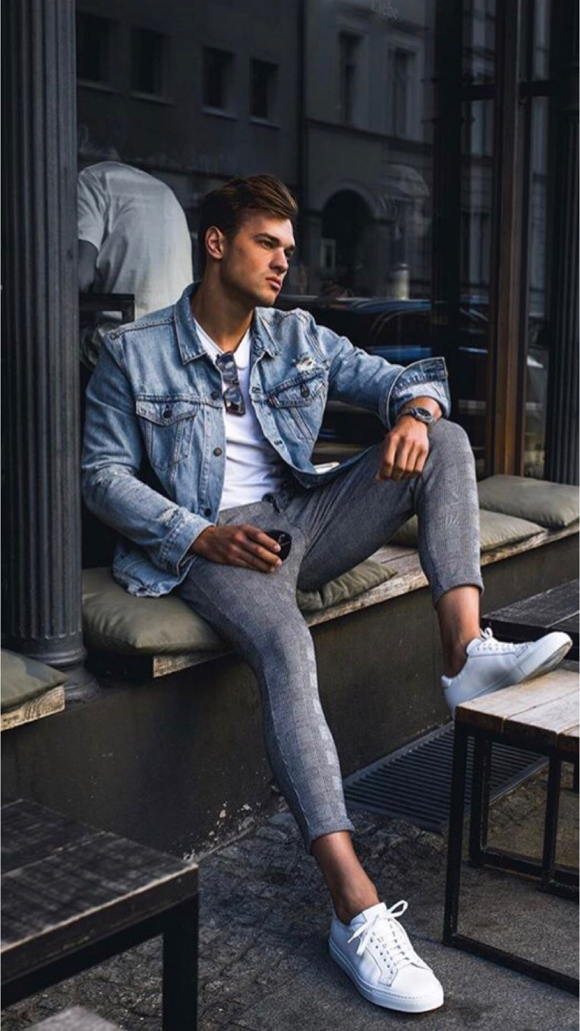 12 Outfits you should copy from this influencer! Mens