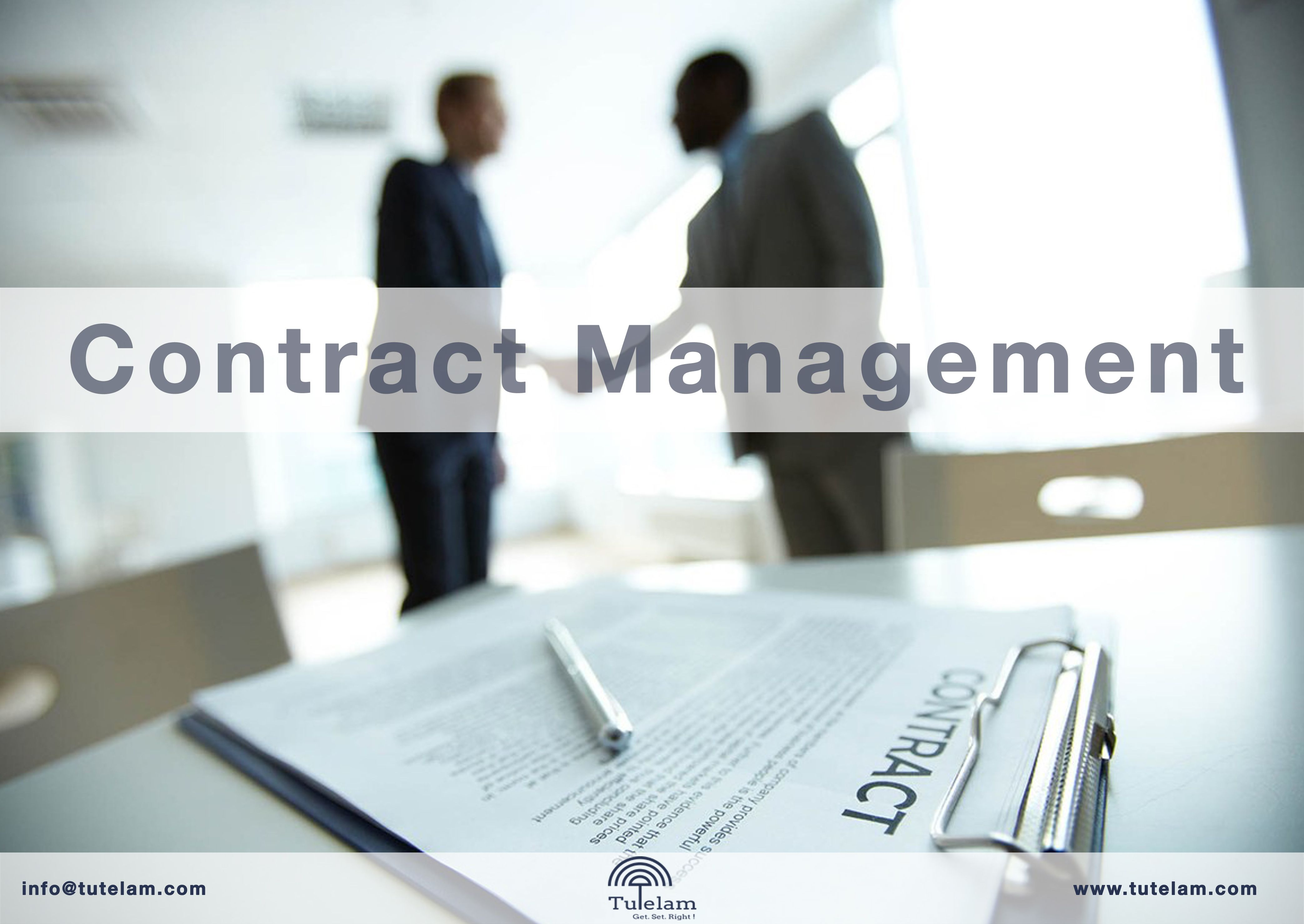 Contract Management Process India  Contract Management Process